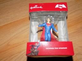 Hallmark DC Comics Batman Vs. Superman 2016 Christmas Holiday Ornament New - $17.00