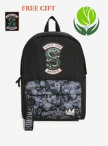 Riverdale Backpack Bag Southside Serpents NWT with FREE GIFT  - $26.63