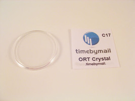 New Replacement Crystal Watch Part For ORIENT SK Plastic Plexi Glass 39m... - $18.96