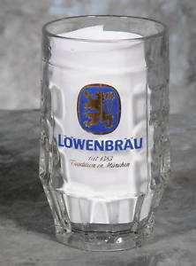 Primary image for Large Lowenbrau 0.5L Mug