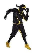 Let's Dance Custom And Unique Embroidered [Hip Hop Silhouette] Embroider... - $7.91