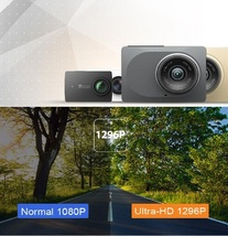 "Xiaomi Yi Smart DVR Car Auto XiaoYi 165° 2.7"" Dash Camera WiFi Caméra Em... - $79.99"