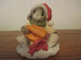 My Blushing Bunnies Always Count Your Blessings Figurine 1996 Priscilla ... - $6.99