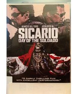 Sicario: Day of the Soldado DVD 2018 - $8.91