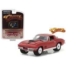 1967 Chevrolet Corvette Sting Ray Cheers (1982-93 TV Series) Hollywood S... - $12.46