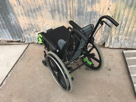 Quickie CGT-3275 Manuel Wheelchair J2 J3 Cushion image 3