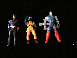 Marvel Super Hero Action Figure Lot 1990s - $18.99