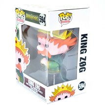 Funko Pop! Animation Disenchantment King Zog #594 Vinyl Action Figure image 2