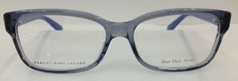 MARC BY MARC JACOBS MMJ 600 COLOR 5YL CRYSTAL BLUE PLASTIC EYEGLASSES FR... - $95.88