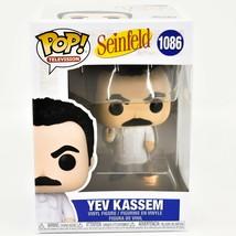 Funko Pop! Television Seinfeld Yev Kassem Soup Chef #1086 Vinyl Action Figure image 1