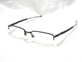 Oakley Rhinochaser OX3111-0252 Semi Rimless Metal Eyeglasses Frame, Black #D43 - $62.32