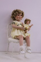 Shirley Temple. Two Of A Kind Danbury Mint 1998 - $120.00