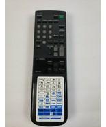 Original Sony Remote Control for Vintage XBR Trinitrion TV RM-Y106 P6 - $8.63