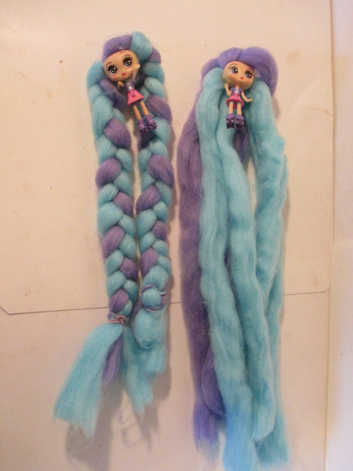 Primary image for Candylocks Doll Cotton Candy Hair SNL Spinmaster