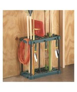 Garage Shed Organizer With 20 Tool Slots (col) - £107.97 GBP
