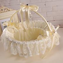 Beautiful Wedding Flower Basket  - $23.87