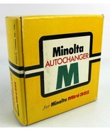 Minolta Autochanger for Mini 35ii w/ Original Box - $20.54