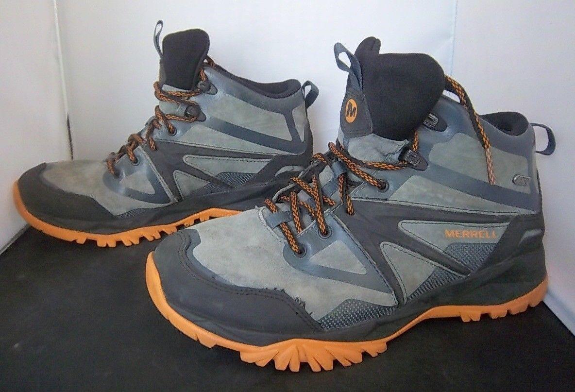 gedetailleerde look het meest geliefd 100% kwaliteit Merrell - Men's Dark Slate Select Dry Hiking and similar items