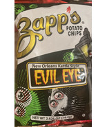 Zapp's Evil Eye New Orleans Kettle Style Potato Chips (2.625 Oz) - $19.71