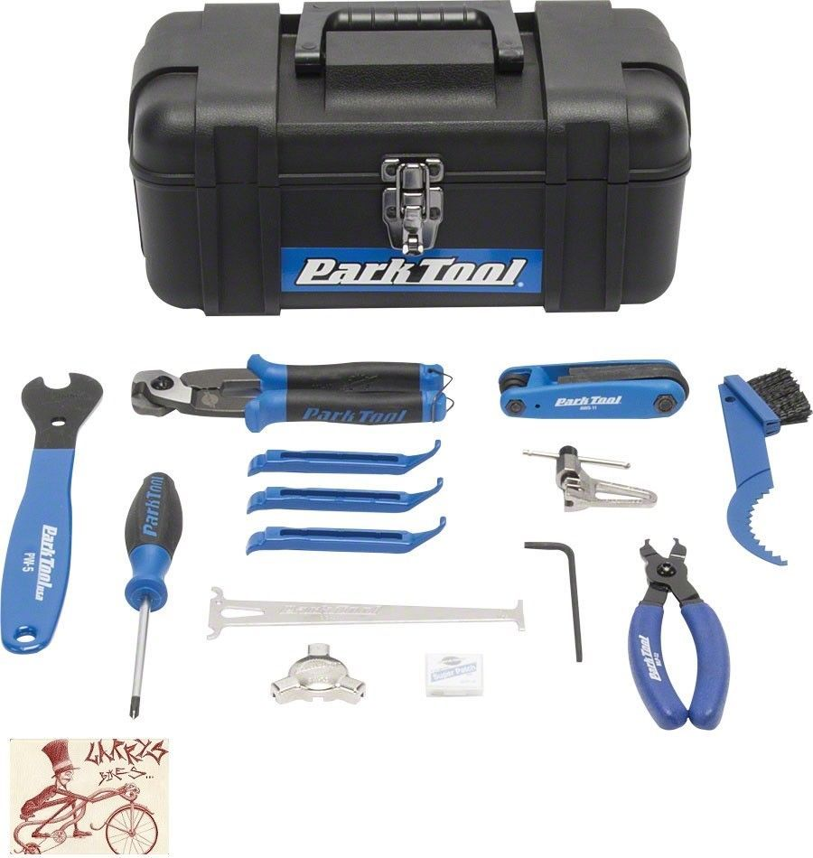 PARK TOOL SK-3 HOME MECHANIC STARTER KIT BICYCLE TOOL