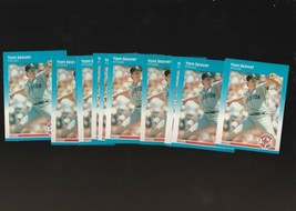 1987 Fleer Tom Seaver #45 Red Sox lot of 13 - $1.62