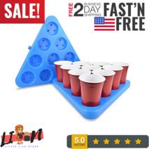 Beer Pong Rack Set GoPong N-Ice Rack Freezable Includes 2-Racks 3-Balls ... - $47.20