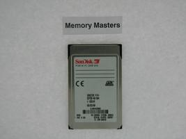 SDP3B-48-584 48MB Approved Flash Disk PCMCIA PC Card ATA