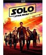 Solo: A Star Wars Story DVD 2018 Brand New Sealed - $9.50
