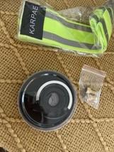 Karpae Bicycle Bell, Reflective Band to Schrader Valve Adaptors.gray 31.80 - $11.24