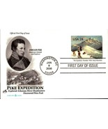 FDC POSTCARD-PIKE EXPEDITION - 2006  ARTCARFT CACHET  BK17 - $2.70
