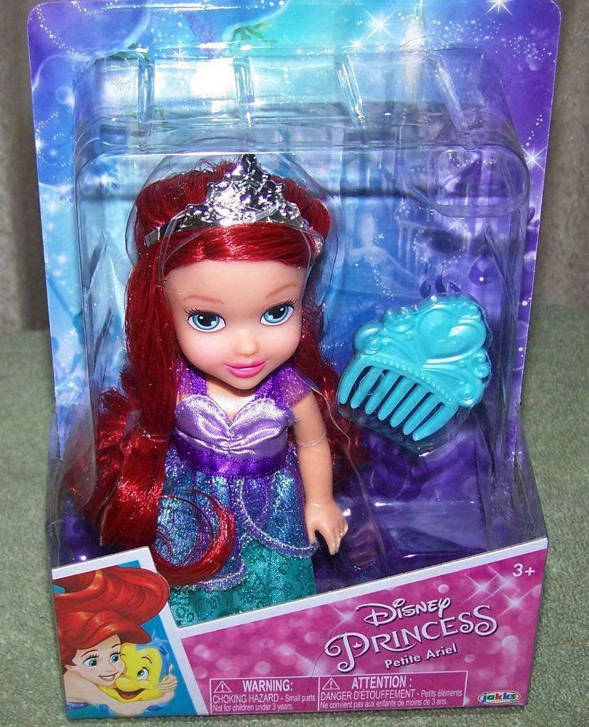 My First Disney Petite Ariel 6 Doll New And 50 Similar Items