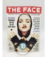 The Face Magazine 10th Anniversary Special June 1990 Madonna De Niro - $154.79