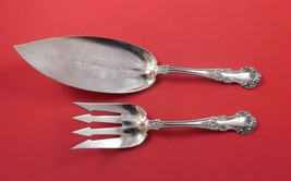 Cambridge by Gorham Sterling Silver Fish Serving Set 2pc Orig FH All Sterling - $409.00