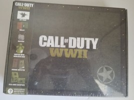 NEW - Culturefly - Call of Duty World War 2 Collectors Box - SEALED - $14.96