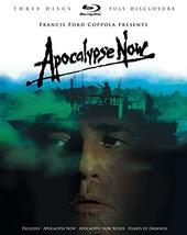 Apocalypse Now Full Disclosure Apocalypse Now/Redux/Hearts of Darkness Blu-ray