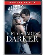 Fifty Shades Darker DVD - $3.95