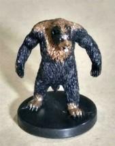 Dungeons & Dragons Miniatures Celestial Black Bear #3 D&D Mini Wizards! - $7.99