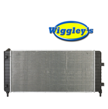 RADIATOR GM3010490 FOR 05-08 BUICK LACROSSE 06-11 CHEVY IMPALA MONTE CARLO V6 image 1
