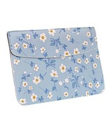 13.3 inch Computer Laptop Case Creative Notebook Carrying Handbag Blue F... - $31.33