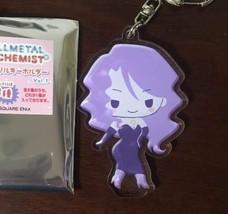 Fullmetal Alchemist Sanrio Acrylic Keychain Strap Lust Homunculus Hagare... - $28.70