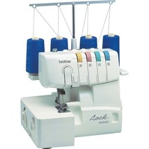 Brother 3 or 4 thread serger with easy lay in threading with differential feed  thumb200