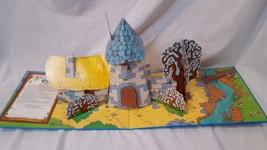 Smurf Pop-Up Gargamel's Castle Playset  Peyo Wallace Berrie 1983 5166 - $23.08