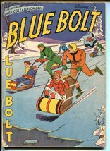 Blue Bolt Vol 4 #7 1944-WWII-Sgt Spook-Dick Cole-CC Beck-Capt Tootsie-VG - $47.92