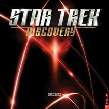 Star Trek Discovery TV Series 12 Month 2020 Photo Wall Calendar NEW SEALED - $14.50