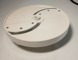 Oster Regency Kitchen Center Food Processor 937-82 Thin Slice Blade Disc Part - $9.80