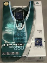 Logitech Harmony 880 Advanced LCD Universal Remote Control - $127.39