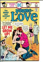 Young Love #117 1975-DC-swimsuit cover & story-FN/VF - $63.05