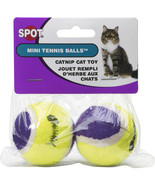 Ethical Mini Tennis Ball With Bell & Catnip Mini 077234028537 - $15.32