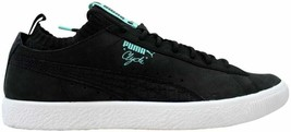 Puma Clyde Sock Lo Diamond Black/Black  365653 01 Men's Size 9 - $120.00