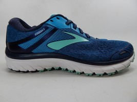 Brooks GTS 18 Size: 9 M (B) EU 40.5 Women's Running Shoes Blue 1202681B495